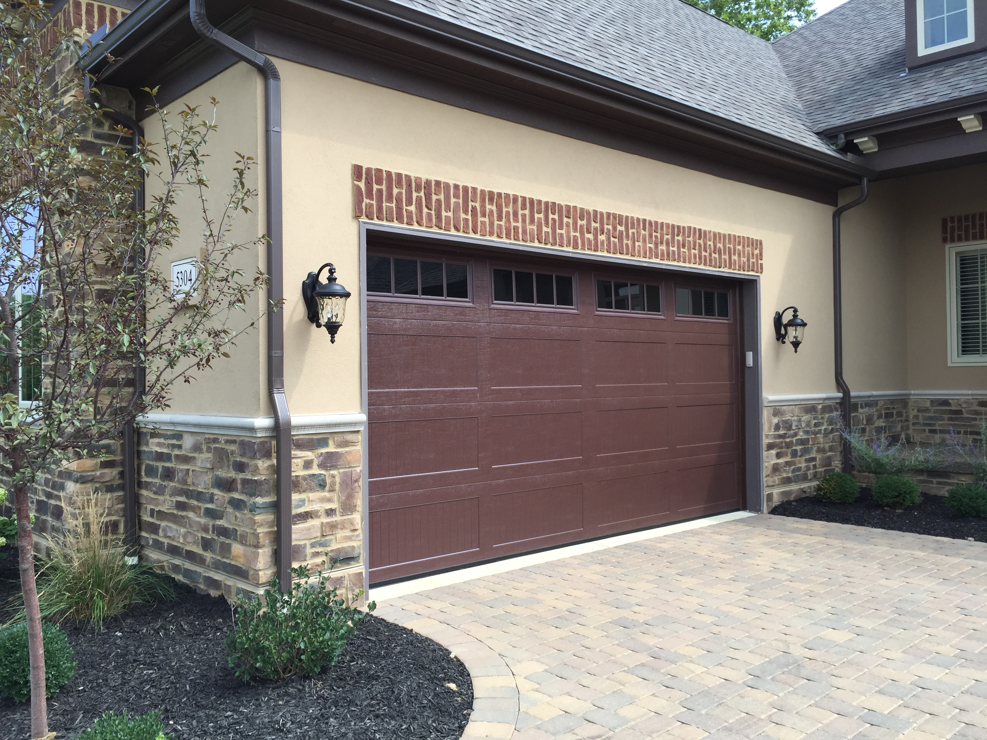 664brown 4p & Gallery of Garage Doors | Nofziger Doors (614) 873-3905