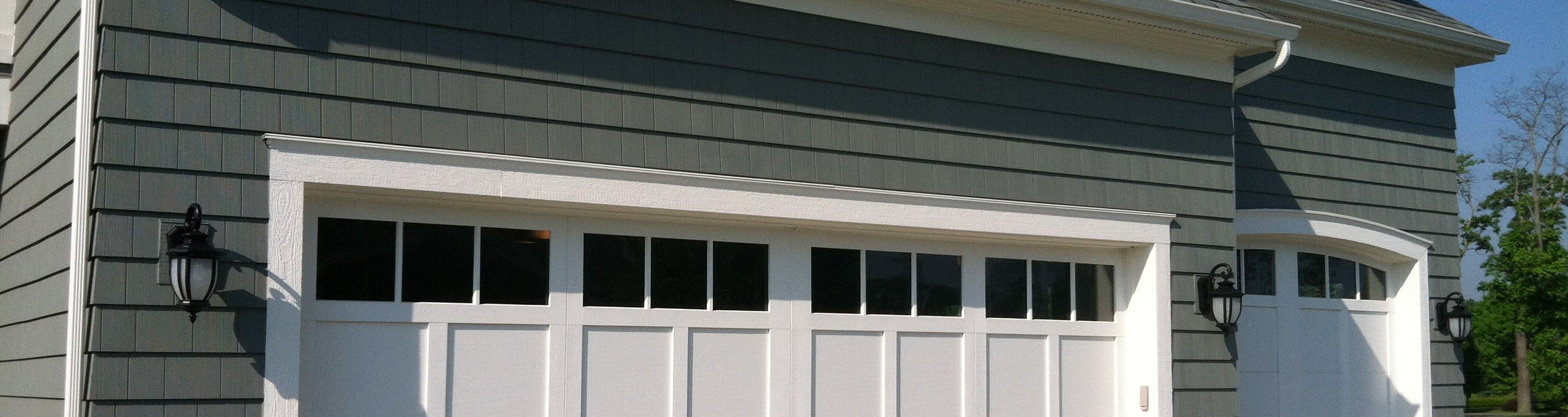 Gallery nofziger garage doors for Dublin garage door repair