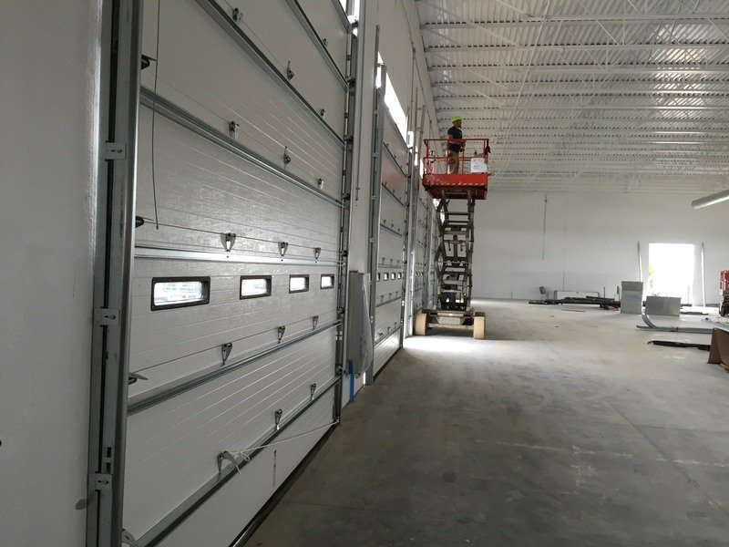 Great Warehouse Commercial Garage Doors