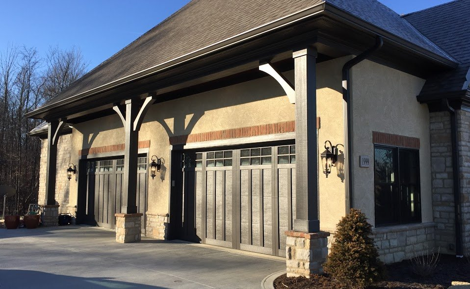 Garage door installation jon nofziger nofziger doors for Dublin garage door repair